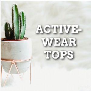 Tops - Activewear Tops